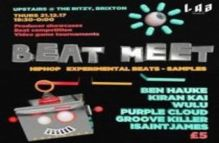 Beat Meet (L.A.B), upstairs at The Ritzy w/ Ben Hauke, Kiran Kai, Wulu