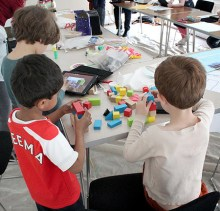 Design Quest: Changing Rooms, a two day workshop for children ages 6 to 10