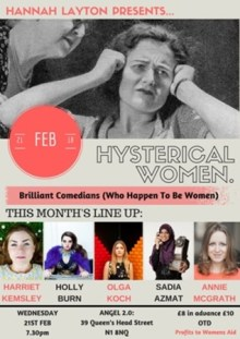 Hysterical Women