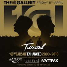 The Gallery: 10 Years Of Enhanced Music
