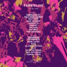 FABRICLIVE 97: Holy Goof Launch x Spearhead with Technimatic