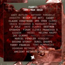 fabric: Helena Hauff, Umfang, Terry Francis & More