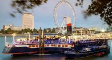 The Boat Show Comedy Club at Victoria Embankment in March 2018