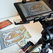 Create! Animate!, 3 week course, Enfield, Forty Hall, London, Stop Frame