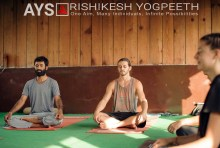 500 Hour Yoga Teacher Training in Rishikesh India