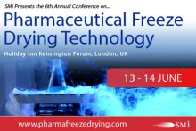 Pharmaceutical Freeze Drying Technology 2018