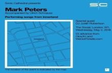 Sonic Cathedral presents Live music from Mark Peters