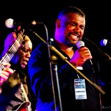 New Years Eve Soul Party featuring Ray Simpson at Hideaway Jazz Club