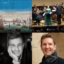 Mozart in London – Ian Page and James Jolly in Conversation