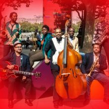 Have a reggae Christmas with Jazz Jamaica at Hideaway Jazz Club London