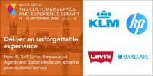 The Customer Service and Experience Summit Europe (18 – 19 Sep, London)