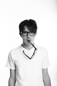 James Veitch is testing out new stuff that may or may not be funny