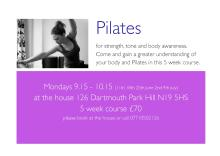 Pilates at The House