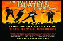 The Ultimate Beatles Tribute Live at The Half Moon Putney, London
