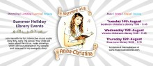 Storytime with Anna-Christina at the Barbican Children's Library