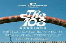 MLB London presents The 108 Sessions w/ Peanut Butter Wolf, Ruby Savage