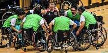 """""""Wheelchair Basketball Challenge 208"""" – A Corporate Team Building Day"""