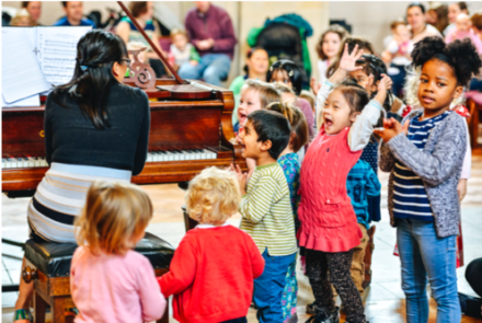 Bach to Baby – West Dulwich