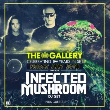 The Gallery: Infected Mushroom