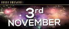 Brent  Fireworks Display, Saturday 3rd November 2018 (celebration of culture)