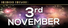 hillingdon Fireworks Display, Saturday 3rd November 2018 (celebration of culture)