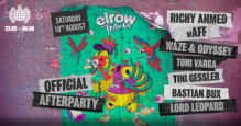 Elrow Town London: The Official After-Party