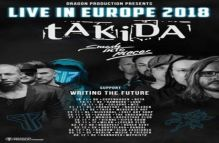 Takida and Smash Into Pieces at The Underworld Camden