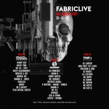 FABRICLIVE Halloween Party: AWOL, Oneaway, Then & Now