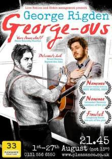 George Rigden – George-ous