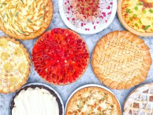 Unlimited Pies at Dominique Ansel Bakery London Pie Night