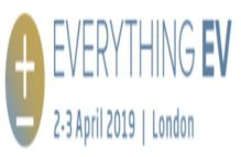 Everything EV Conference in London – April 2019
