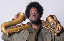 Multi award winning Soweto Kinch at Hideaway Jazz Club London