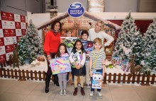 Spin Master Advent Calendar at KidZania