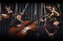 The Swing Ninjas for Sunday lunch at Hideaway Jazz Club Streatham