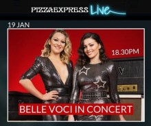 Belle Voci in Concert