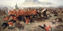 'Then, the Red Soldier': The Zulu War, 140 years on