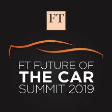 FT Future of the Car Summit 2019 | London | 14 – 15 May