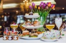 Mothers Day Afternoon Tea at the Sanctum Soho Hotel