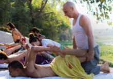 Ayurvedic Yoga Massage Therapist Training w. Ananta Girard in London