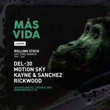 Más Vida feat. Del-30, Motion Sky, Kayne & Sanchez + more