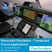 Rotorcraft Simulation – Trends and Future Applications in London – Nov 2019