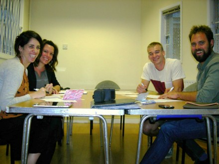 Italian group course. Intermediate level B1 in Holborn. July-Sept 2019