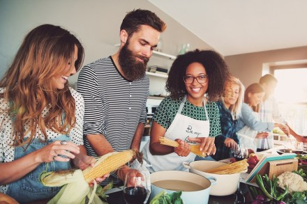 Free sustainable pop-up cookery workshops – saving the planet one dish at a time