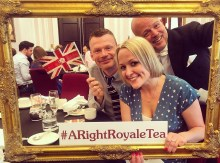 A Right Royale Tea – comedy afternoon tea experience