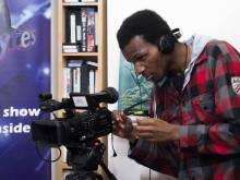 Become a Citizen TV volunteer –includes free film training