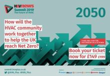 Heating And Ventilation News Summit – London 2019