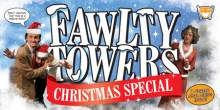 Fawlty Towers Chrismas Comedy Dinner Show Watford 12/12/2019