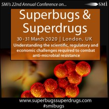 SMi's 22nd Annual Superbugs and Superdrugs Conference