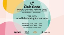 CLUB SODA MINDFUL DRINKING FESTIVAL – January 2020