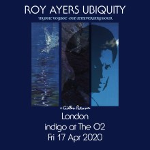 Roy Ayers Ubiquity Mystic Voyage 45th Anniversary Tour